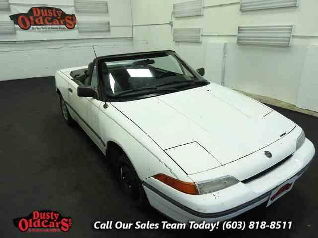 1991 Mercury Capri | 904309