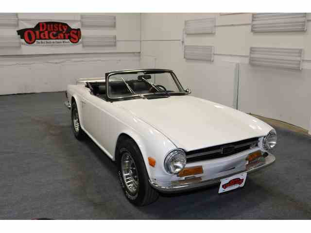 1973 Triumph TR6 | 904312