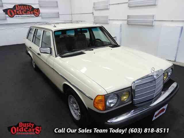 1984 Mercedes-Benz 300   904315