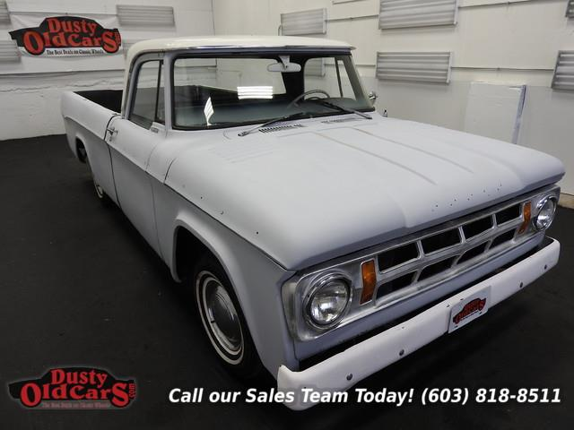 1968 Dodge D100 | 904320