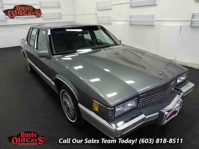 1989 Cadillac DeVille   904321