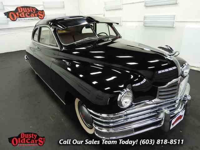 1948 Packard 8 Deluxe Club Sedan | 904325