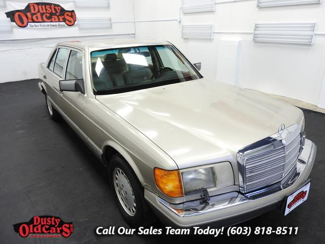1990 Mercedes-Benz 420SEL | 904337