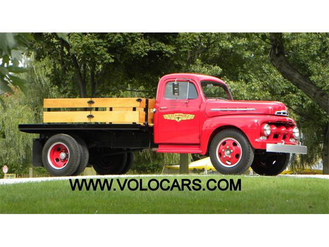 1951 Ford F-5 Stake Bed Truck | 904375