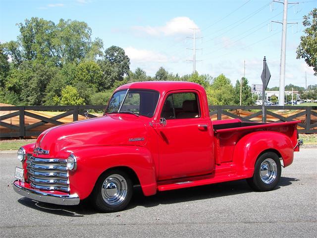 1951 Chevrolet 3100 | 904383