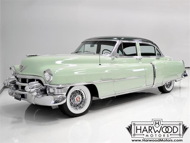 1953 Cadillac Series 62 | 904394