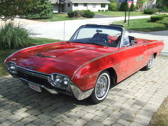 1963 Ford Thunderbird | 904395