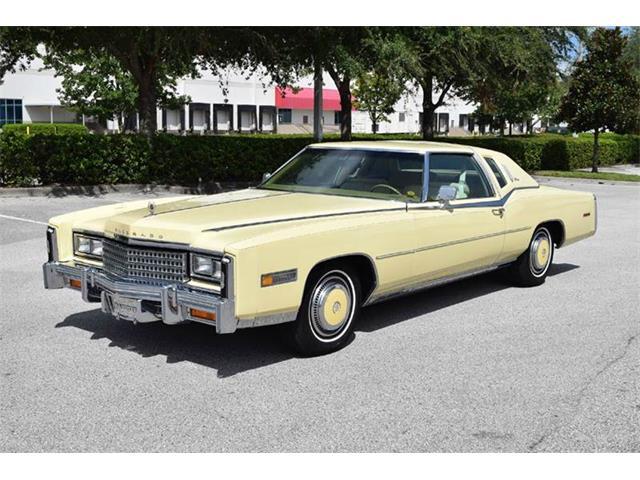1978 Cadillac Eldorado Biarritz | 904399