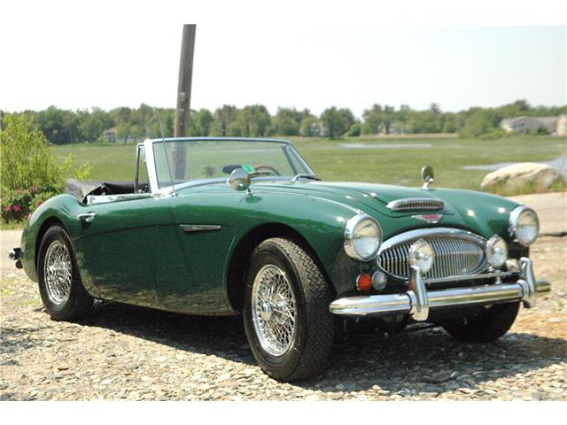 1967 AUSTIN-HEALEY 3000 MARK III BJ8 | 900440