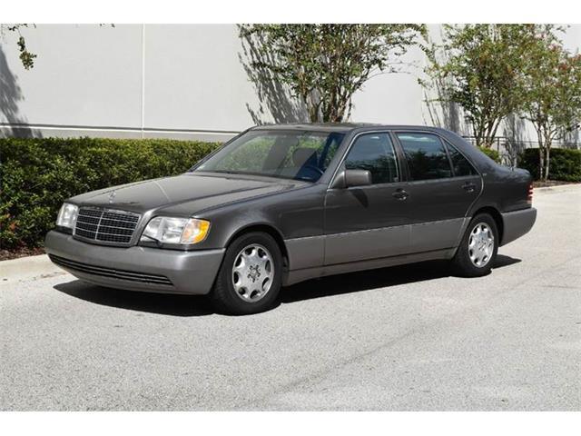 1992 Mercedes-Benz 600 | 904400