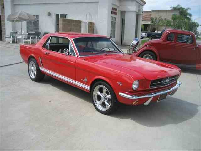 1965 Ford Mustang | 904402