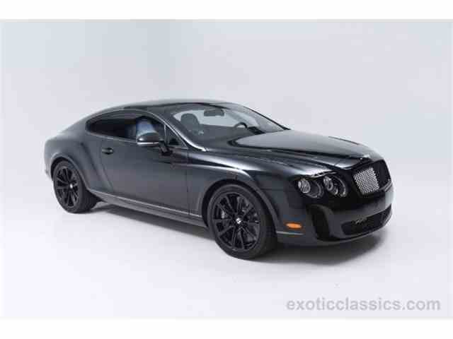 2010 Bentley Continental Supersports | 904409