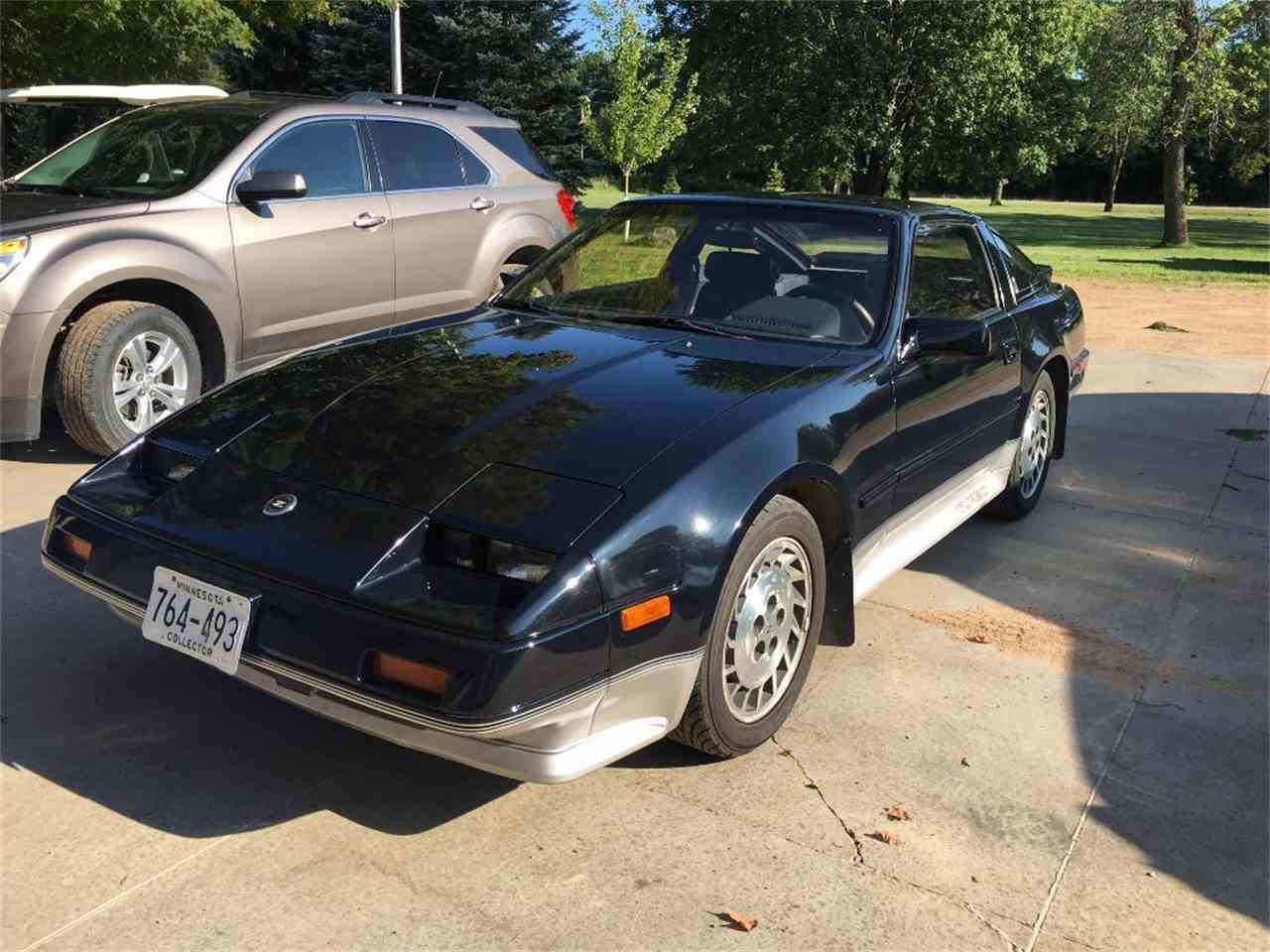 1985 nissan 300zx turbo nissan 300zx turbo for sale cc 904415. Black Bedroom Furniture Sets. Home Design Ideas