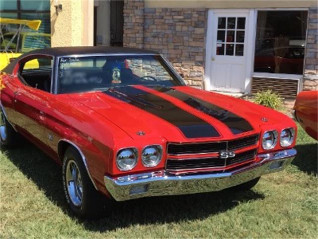 1970 Chevrolet Chevelle | 904424