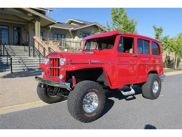 1960 Willys 4 X 4 Utility Wagon | 904436
