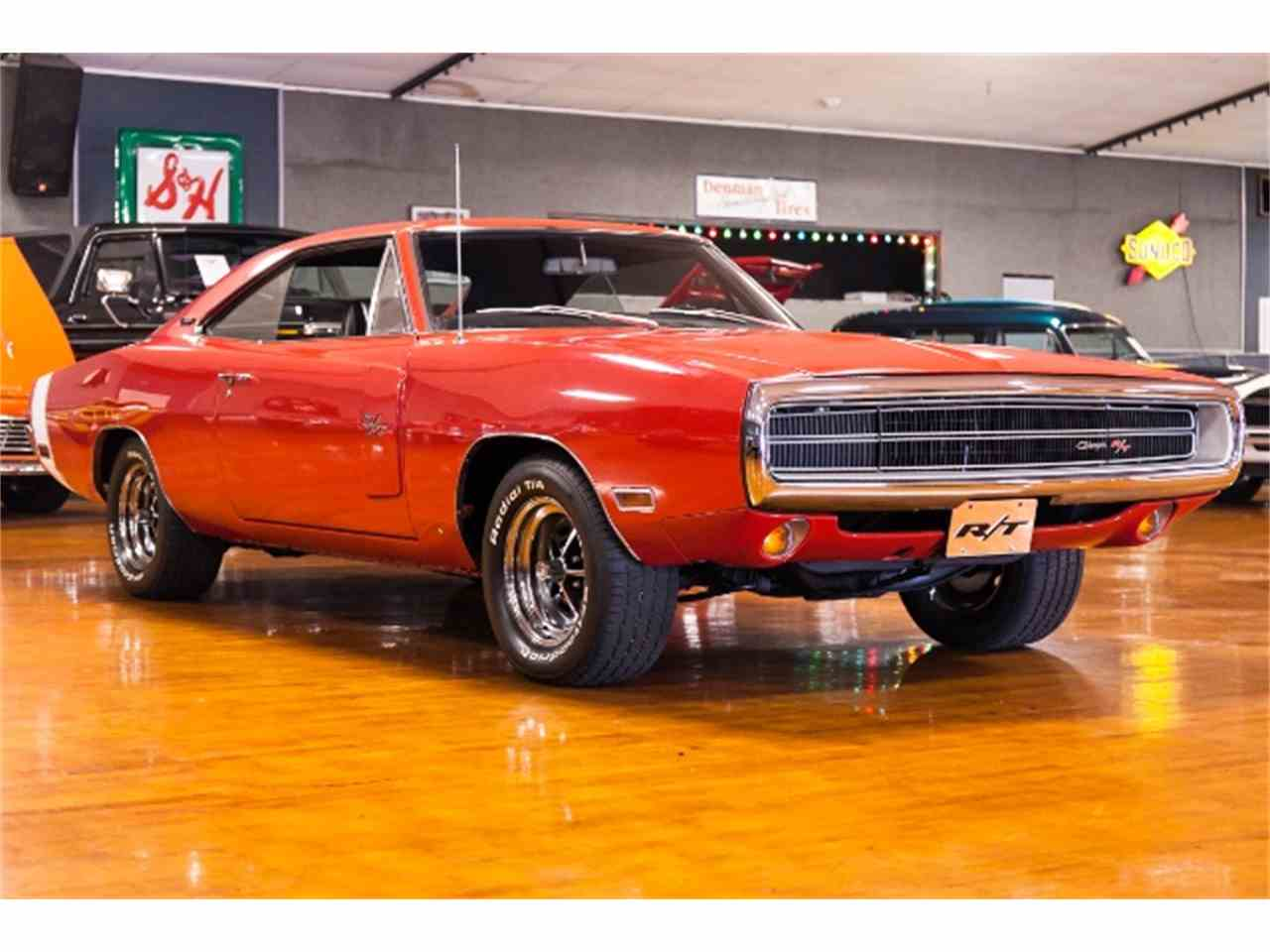 Large Picture of '70 Charger - JDVE
