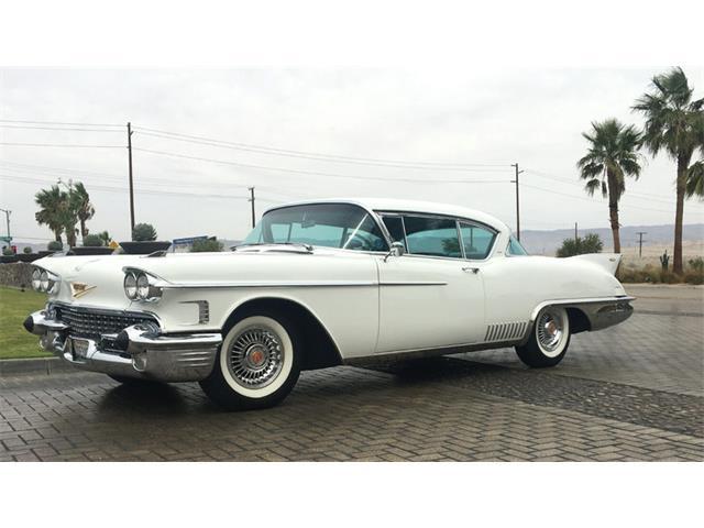 1958 Cadillac Eldorado Seville | 904451