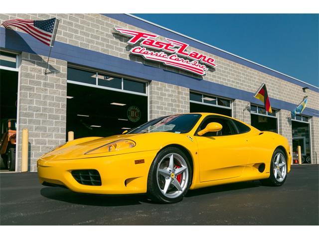 2000 Ferrari 360 | 904455