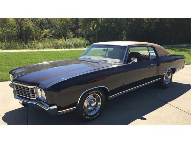 1972 Chevrolet Monte Carlo | 904456