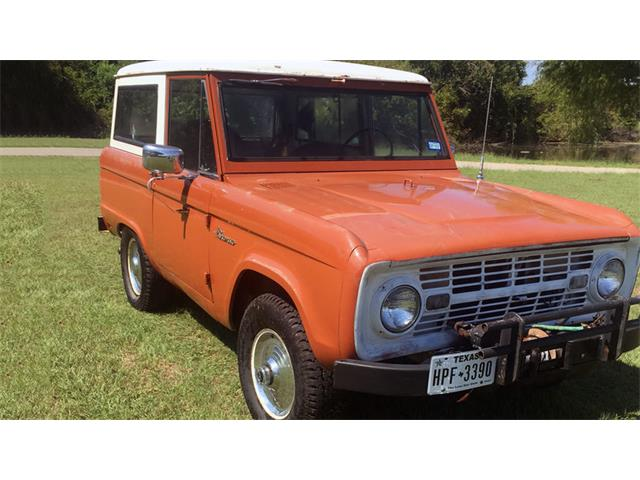1966 Ford Bronco | 904461