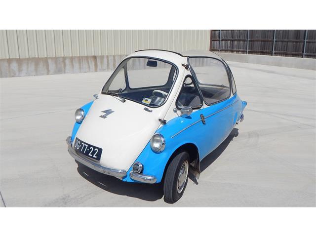 1956 Heinkel 153 Microcar | 904465