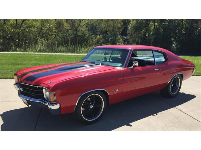 1972 Chevrolet Chevelle | 904467