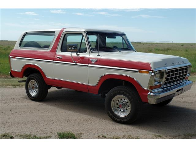 1978 Ford Bronco | 900447