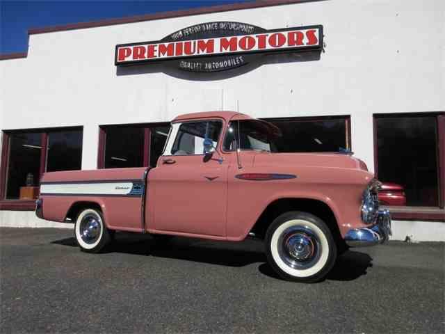 1957 Chevrolet Cameo | 904485