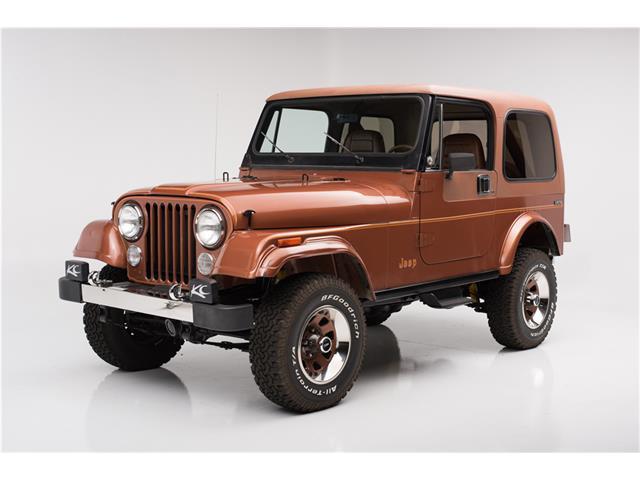 1983 Jeep CJ7 | 900449