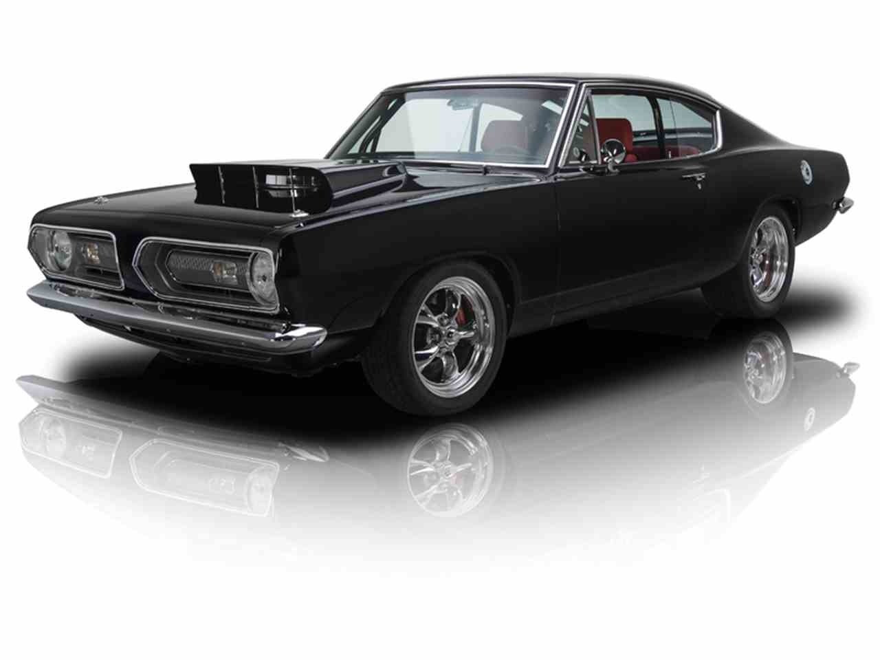 1968 plymouth barracuda for sale cc 904498. Black Bedroom Furniture Sets. Home Design Ideas