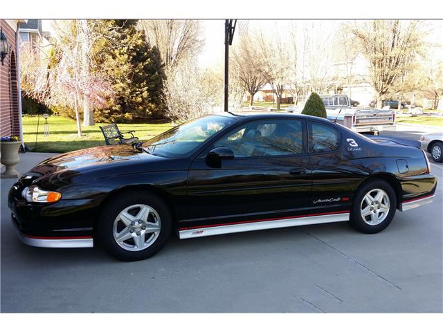 2002 CHEVROLET MONTE CARLO DALE EARNHARDT JR EDITION | 900450