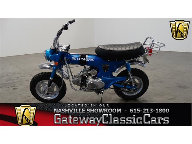 1970 Honda Motorcycle | 904500
