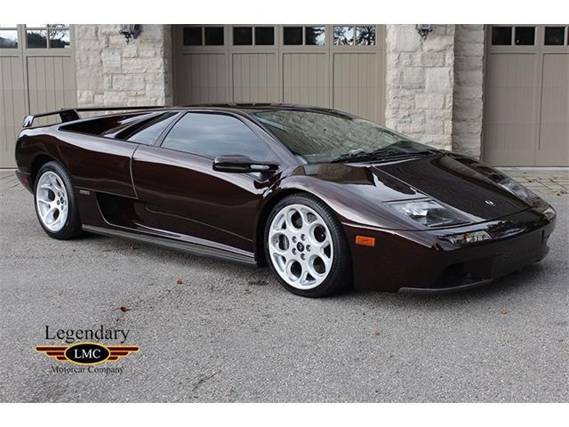 2001 Lamborghini Diablo | 904507