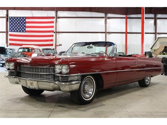 1963 Cadillac DeVille | 904513