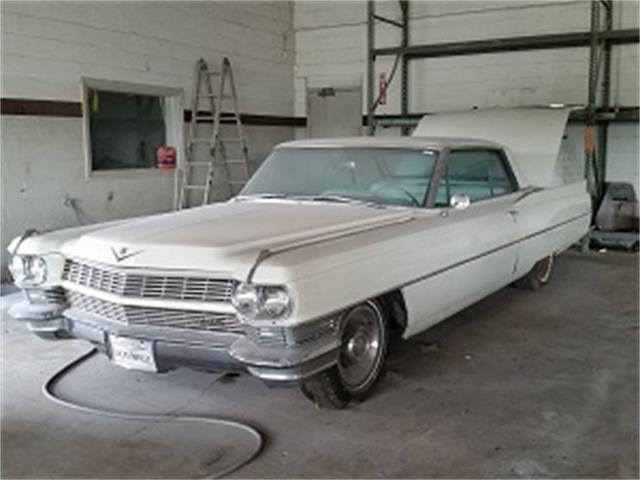 1964 Cadillac DeVille   904517