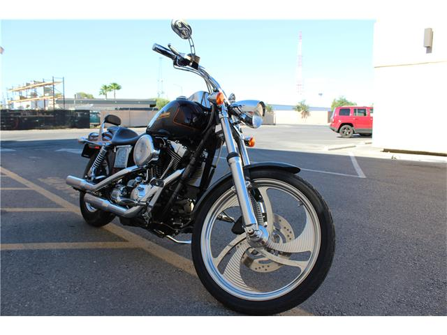2001 Harley-Davidson Wide Glide | 904520