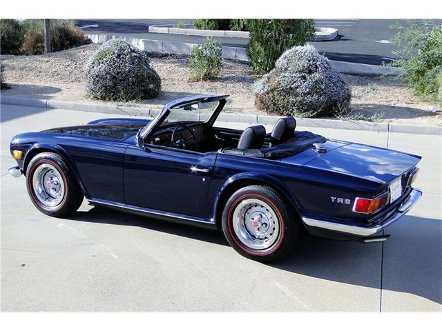 1969 Triumph TR6 | 904521