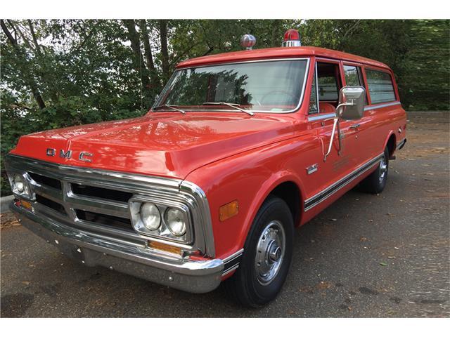 1970 GMC Suburban | 904528