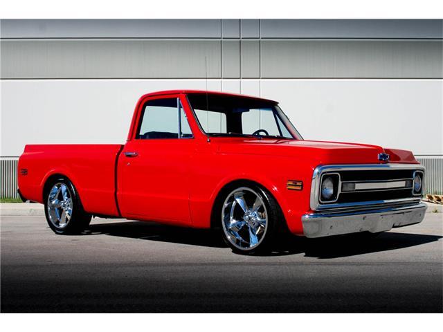 1970 Chevrolet C/K 10 | 904529