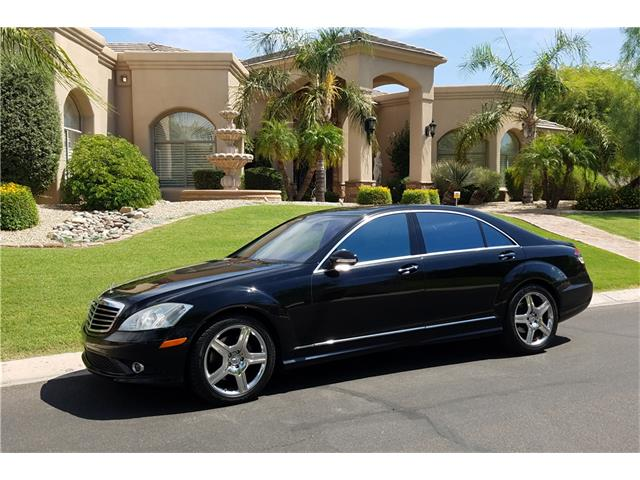 2008 Mercedes-Benz S550 | 904544