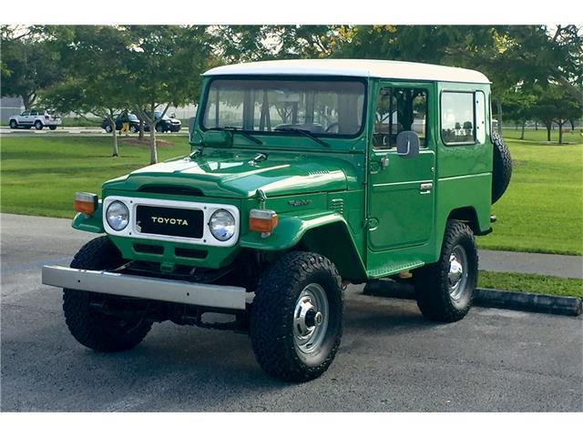 1983 Toyota Land Cruiser FJ | 904554
