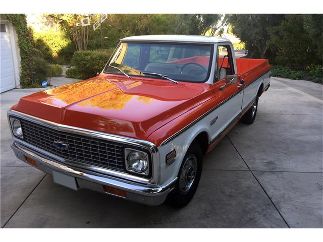 1971 Chevrolet Cheyenne | 904569