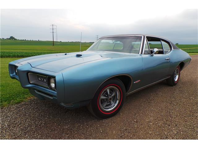 1968 Pontiac GTO | 904571