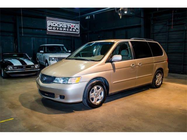2001 Honda Odyssey | 904594
