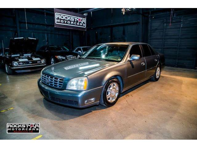 2004 Cadillac DeVille | 904598
