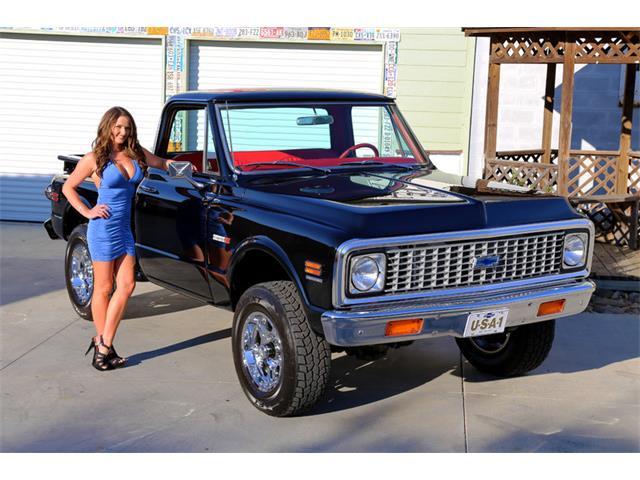 1971 Chevrolet K-10 | 904600