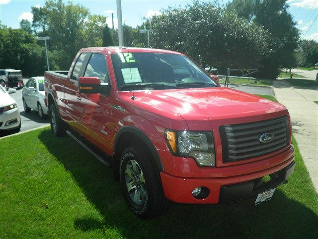 2012 Ford F150 | 904603