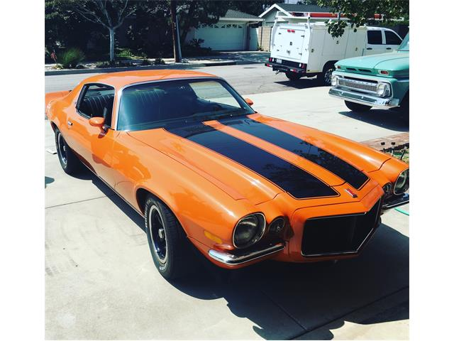 1973 Chevrolet Camaro | 904643