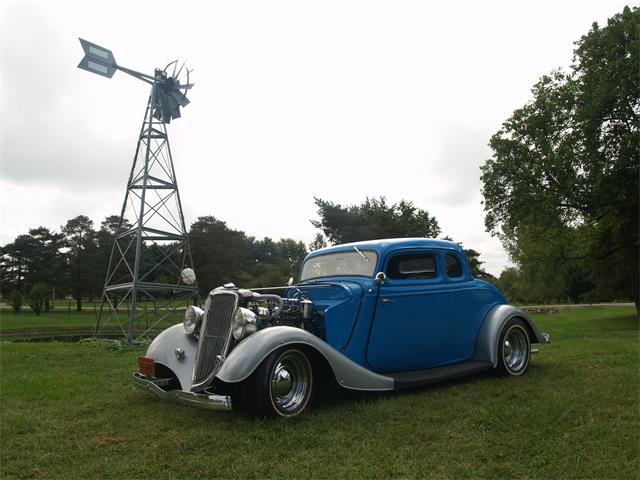 1934 Ford 2-Dr Coupe | 904644
