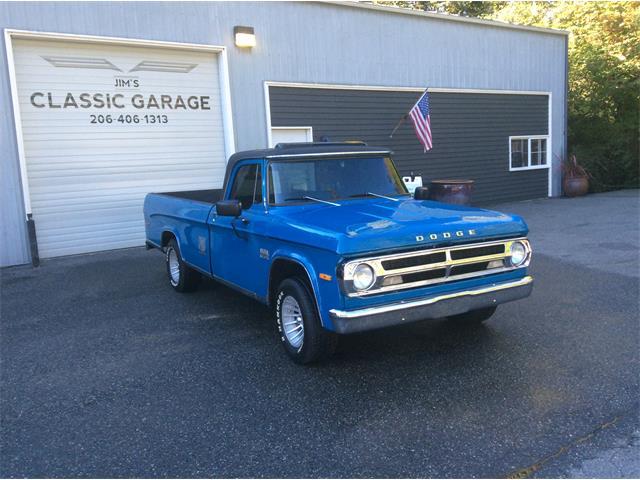 1970 Dodge Pickup | 904645